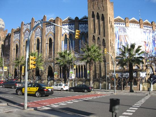 Barcelona, Spain: plaza