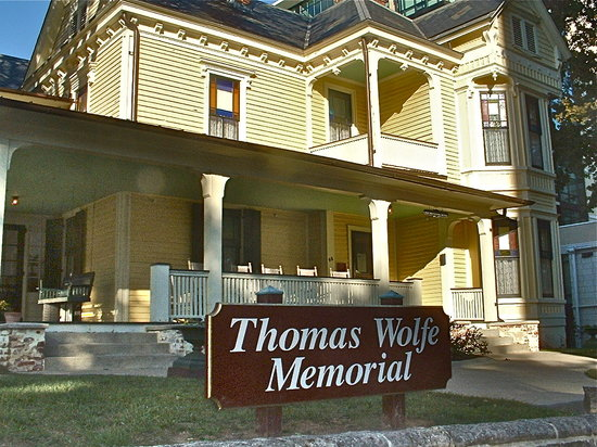 Thomas Wolfe Memorial: Thomas Wolfe's Homestead