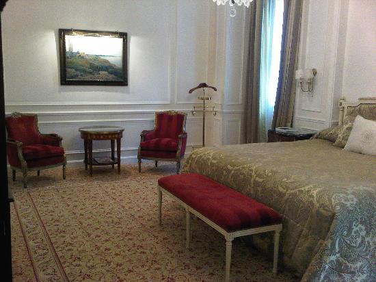Alvear Palace Hotel: Suite Junior vista 1
