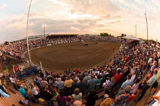 Spanish Fork, UT: Fiesta Days Rodeo