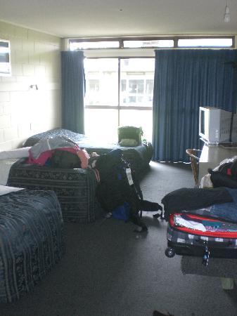 Bealey's Hotel: Unser Zimmer 807