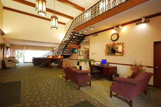 Travelodge Bedford : Hotel Lobby