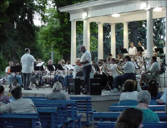 Payson, UT: Band Concerts in the Park