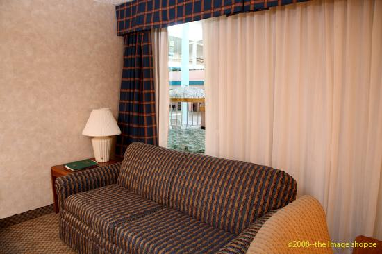 Quality Inn and Conference Center: King Bed Room