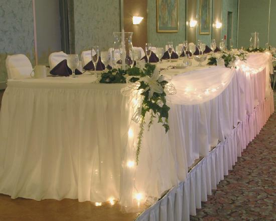 Quality Inn and Conference Center: Wedding Receptions
