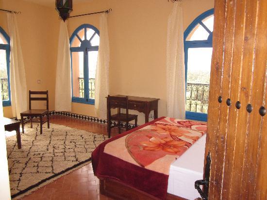 Amelkis, Marruecos: West Side Room Maison d'hotes Sahara
