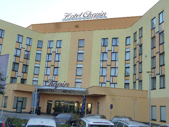 Vienna House Easy Chopin Bratislava: l hotel