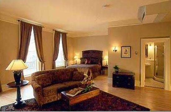 Grand Union Hotel: Master Suite