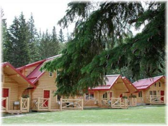 View Picture Of Pocahontas Cabins Jasper National Park