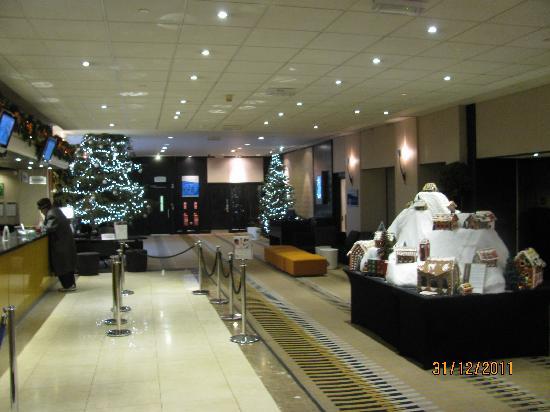 Hilton London Kensington: lobby
