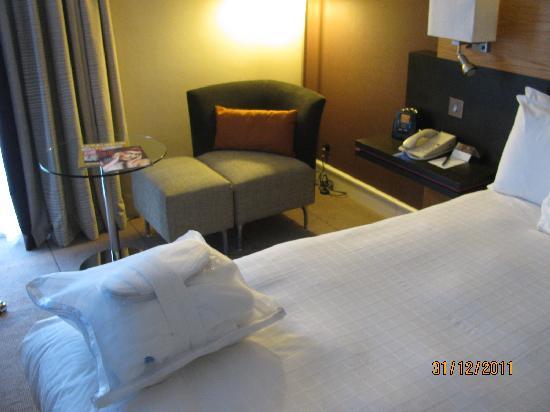 Hilton London Kensington: room 6034