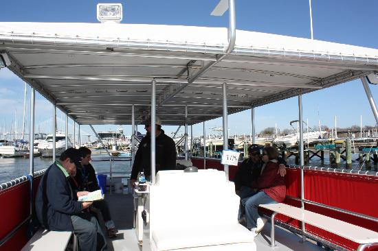 Charleston Water Taxi: Water taxi