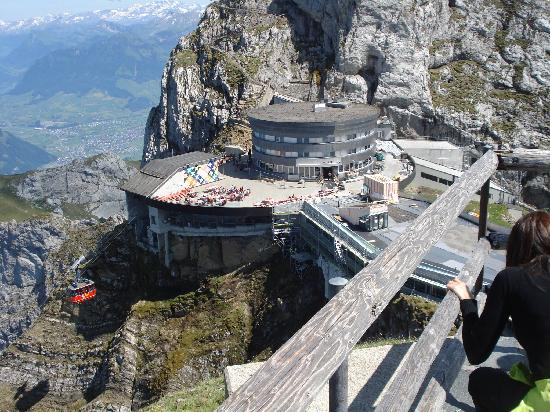 how to go to mt pilatus from lucerne
