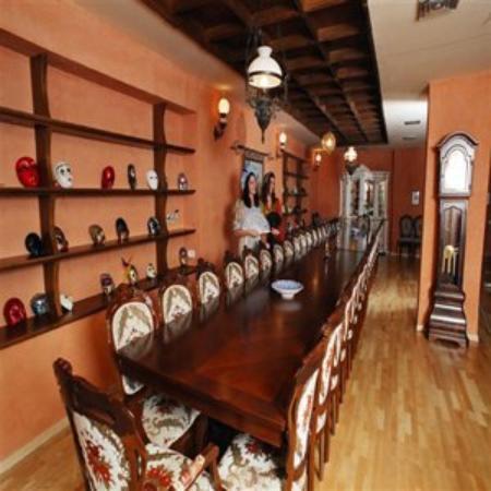 Dona Gracia Hotel: Dinning Room