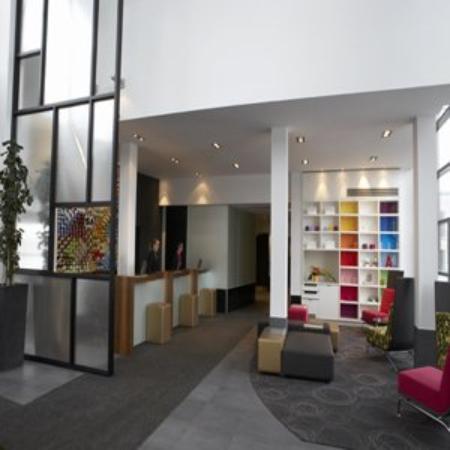 Hotel ALT Quebec : Lobby