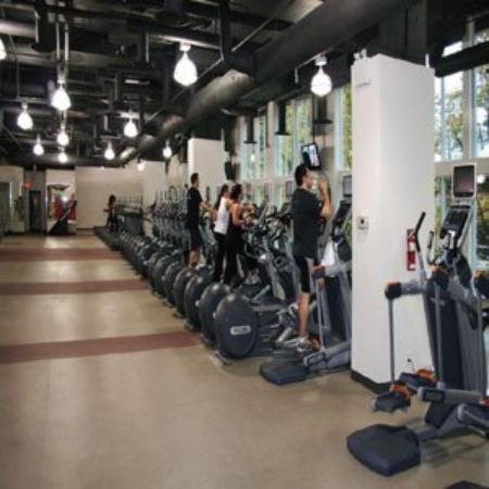 St. Regis Hotel: Steve Nash Sports Gym 2