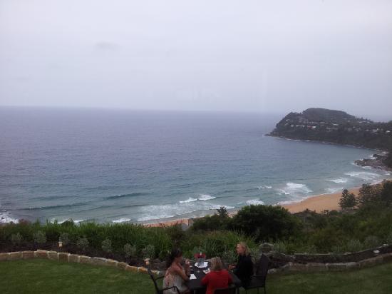 Jonah's Whale Beach: View is good