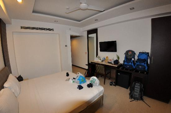 Hotel Le Roi: Habitación