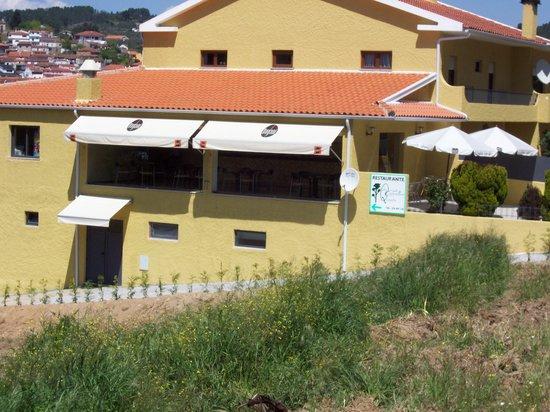 Vidago, Portugal: Restaurante