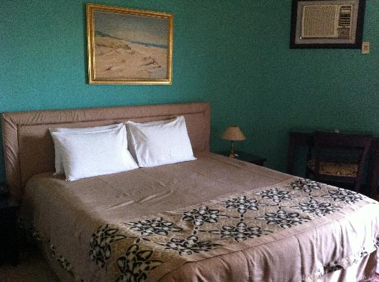 Hotel Longchamps : Room 11