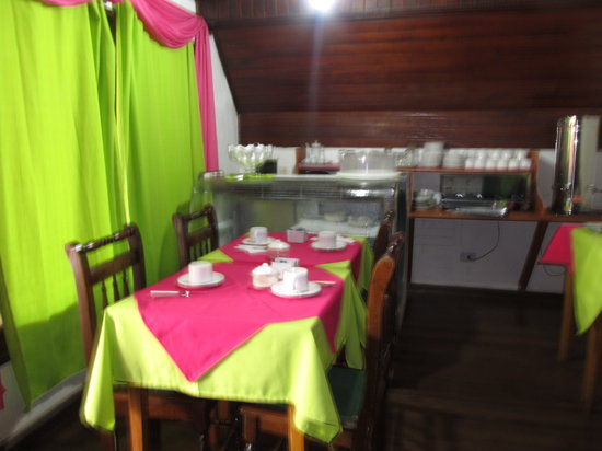 Los Rios Residencial: Breakfast Cafe