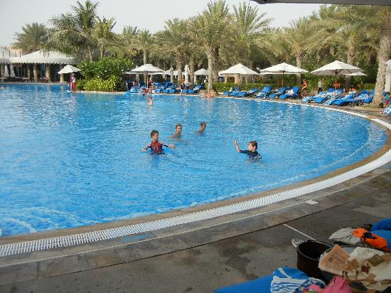 Jumeirah Al Qasr at Madinat Jumeirah: the pool