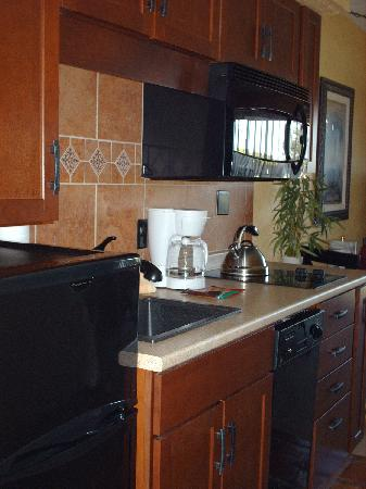 Shadow Mountain Resort and Club: Kitchen