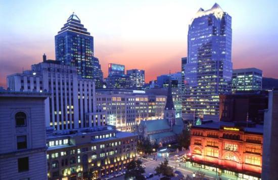 Le Square Phillips Hotel & Suites : View