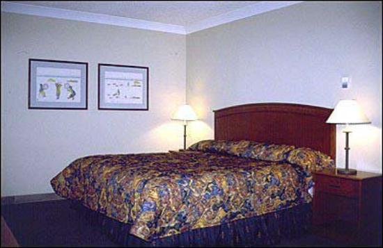 Frobisher Inn: Guest Room