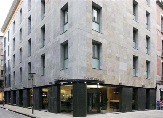 Hotel Ciutat de Girona: View