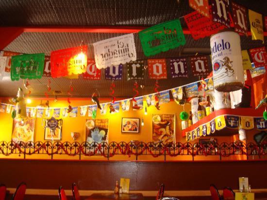 Decorado Mexicano Picture Of Orale Mexican Restaurant