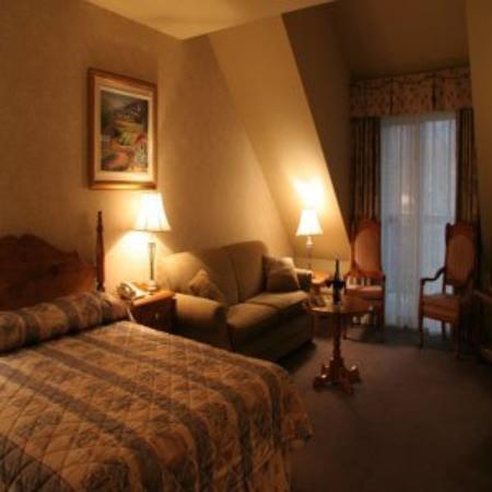 Val des Neiges : 1 Queen Bed