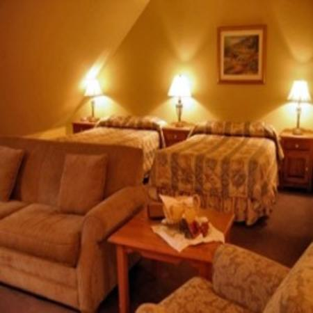 Val des Neiges : 2 Double Beds and 1 Sofa Bed