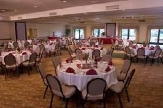 Monarch Hotel and Conference Center: Pacific Ballroom