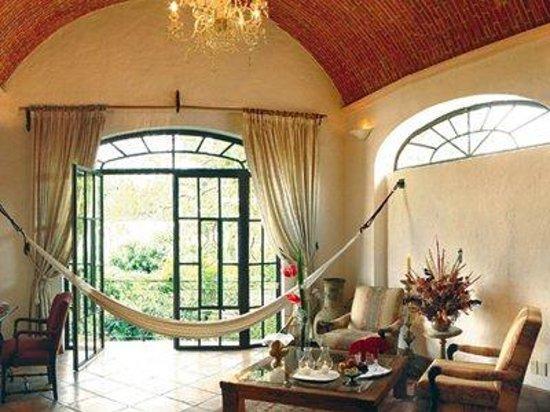 Villa Ganz: View