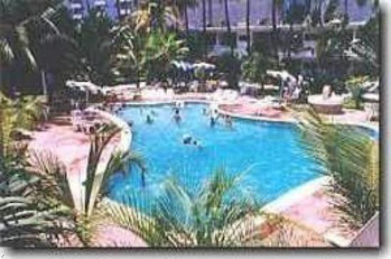 Acapulco Park Hotel: Outdoor Pool