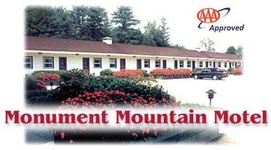 Monument Mountain Motel: View