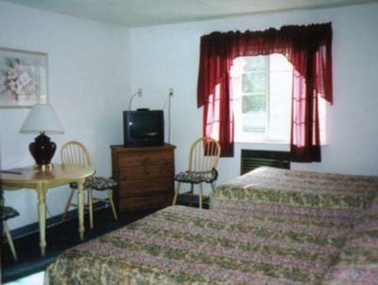 Stagecoach Motel: View