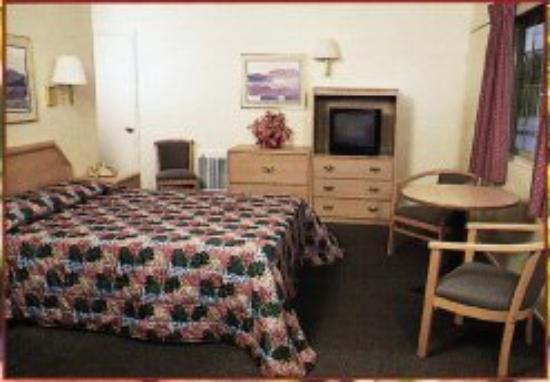 Motel 6 Napa: View