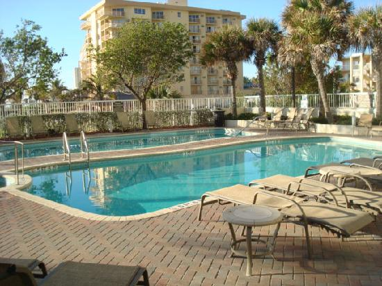 Residence Inn Fort Lauderdale Pompano Beach Oceanfront Swimming Pool