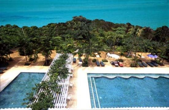 Krabi Success Beach Resort: View