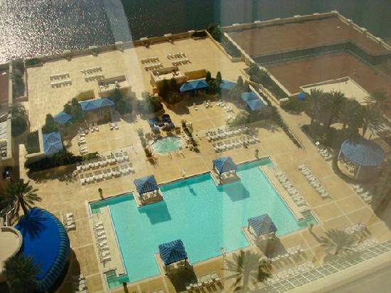 Beau Rivage Resort & Casino Biloxi : View from room