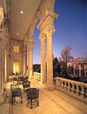 The Jefferson Hotel : Jefferson Suite Balcony