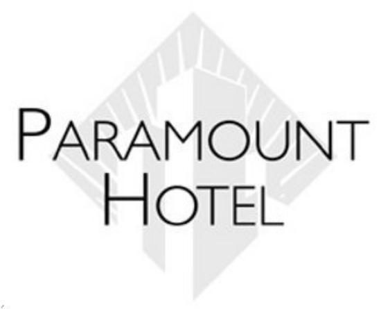 Paramount Hotel Temple Bar: Logo