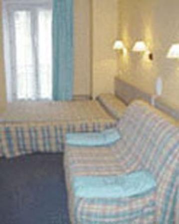 D'Enghien Hotel: View