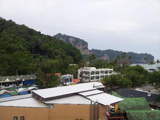 Beach Terrace Hotel Krabi: ao nang