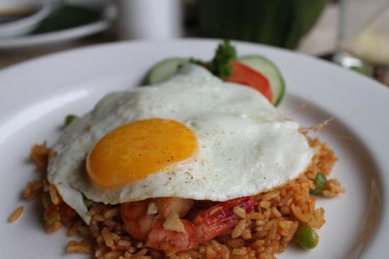 Komaneka at Rasa Sayang: 朝ご飯の種類も色々!