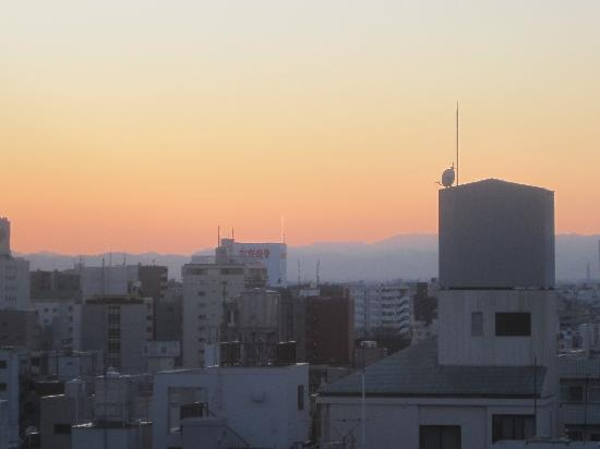 Toyoko Inn Ikebukuro Kita-guchi 2: View from the room