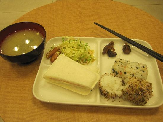 Toyoko Inn Ikebukuro Kita-guchi 2: Breakfast