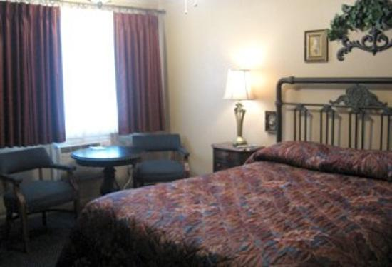 Sand's Inn Park Terrace: Guest Room